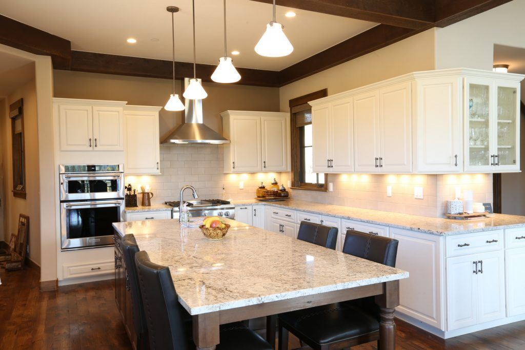 Custom Built Kitchens