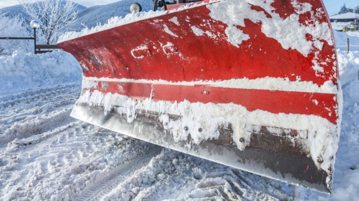 Snow Removal and Plowing - Winter Park